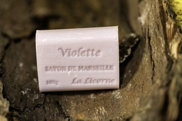 Rectangle 100g Violette