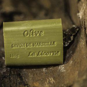 Savon de Marseille Rectangle 100 g
