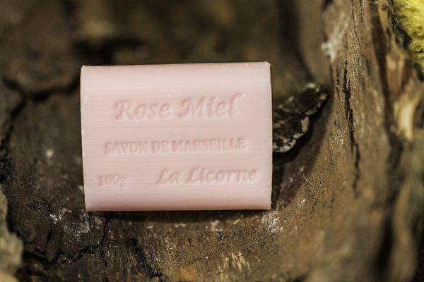 Rectangle 100g Rose
