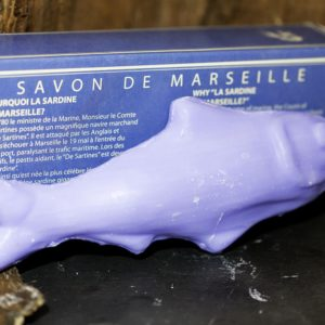 Coffret Savon de Marseille Sardine 200 g