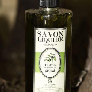 Savons de Marseille Liquides 200, 500 ou 1000 ml