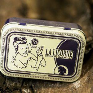 Boîte Métal licorne rétro 100 g