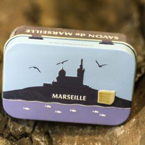 Boîte Métal Bonne Mère Marseille 100 gr