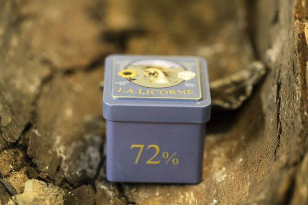 Boites cube 100g licorne