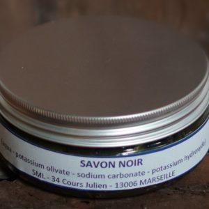 Savon Noir Solide 200 g