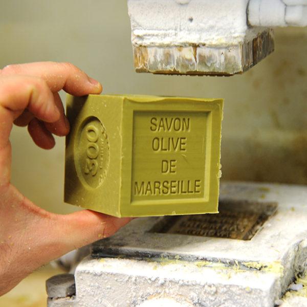 Savonnerie de la Licorne, Real Marseille Soap, made in Marseille