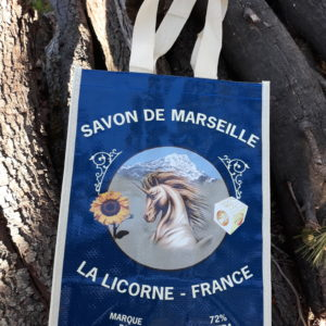 Shopping bag La Licorne small size