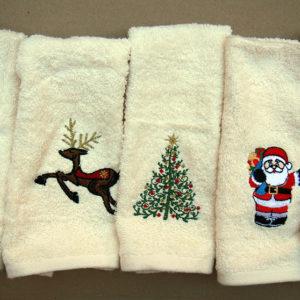 Serviette de Noël 30×50 cm