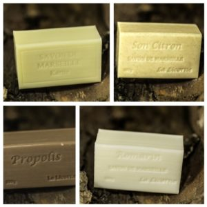 Marseille Soap Rectangular 200 g