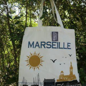 Tote Bag coton La Licorne