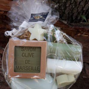 Coffret Muguet, 6 savons